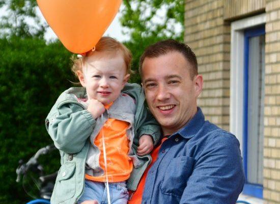 Oranjecomité Nijkerkerveen weer zeer tevreden over verloop van Koningsdag