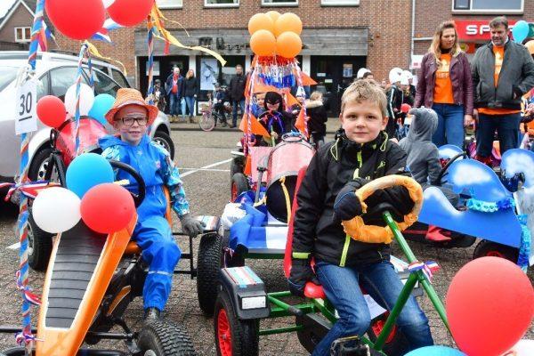 Zeer geslaagde Koningsdag in Nijkerkerveen