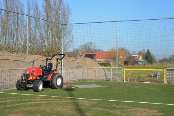 3×3 voetbaltoernooi tijdens Koningsdag