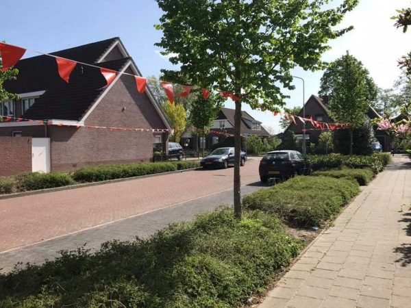 Laten we Nijkerkerveen oranje kleuren!!